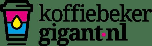 Koffiebeker Gigant Logo